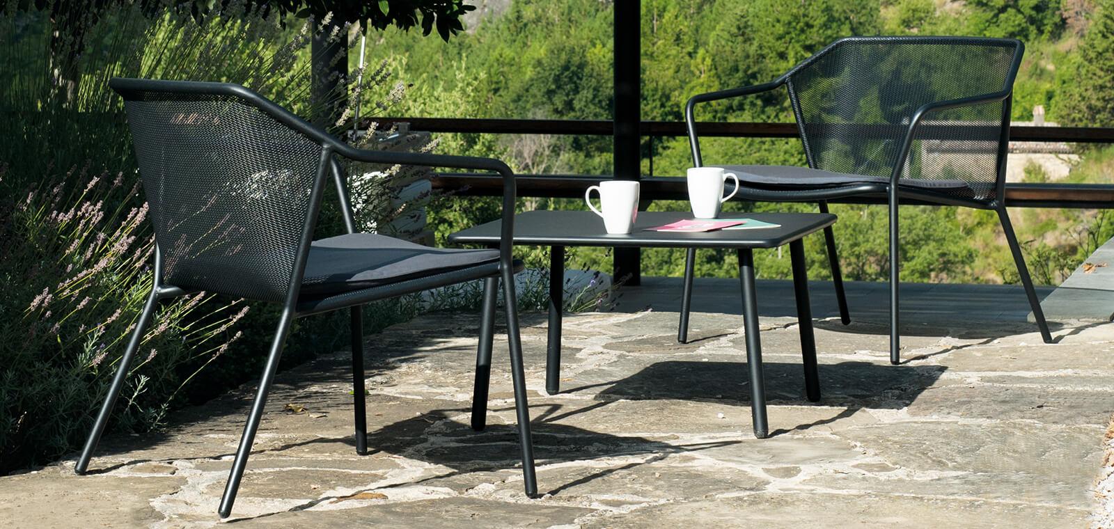 emu darwin terraza muebles Mallorca TWF