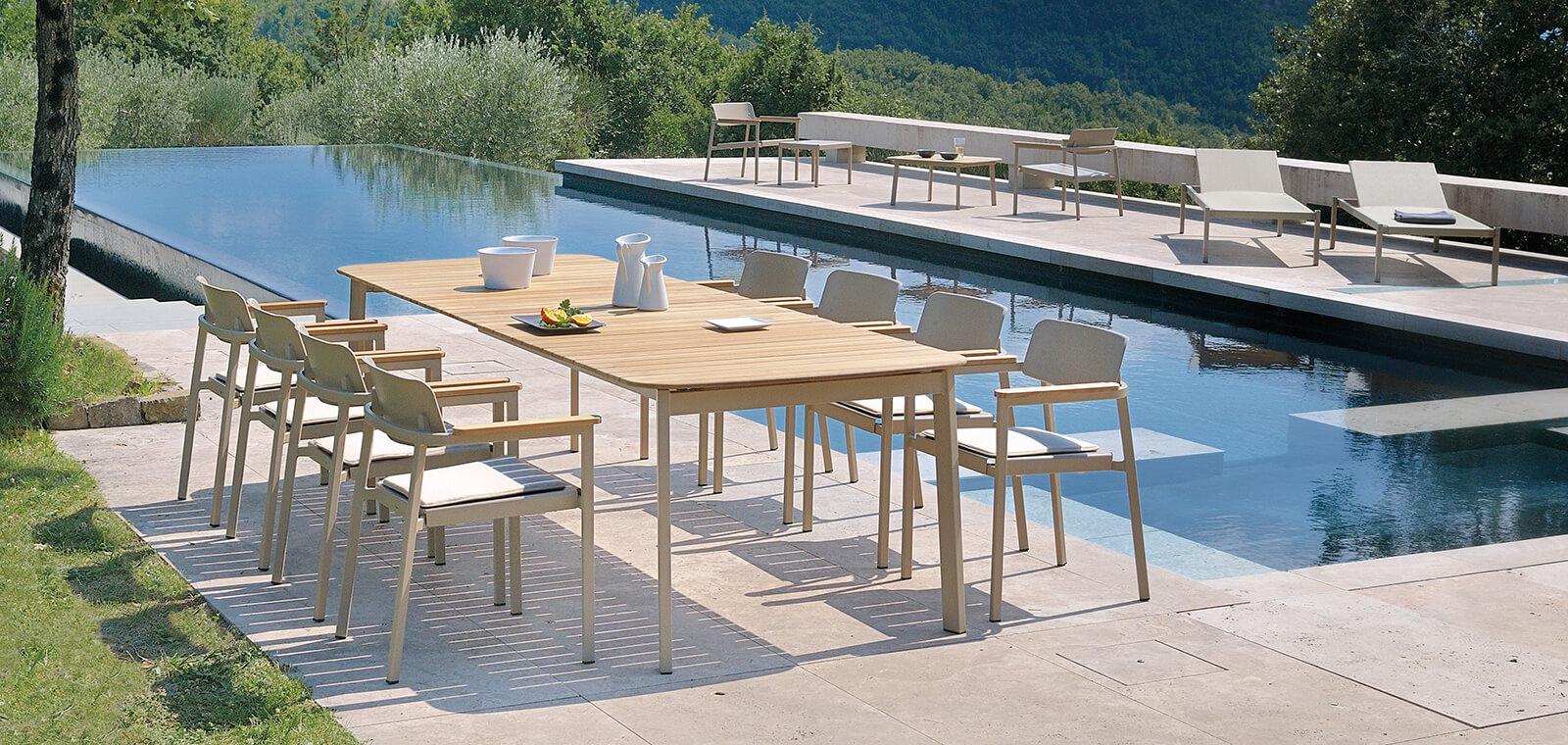emu mobiliario exterior Mallorca TWF