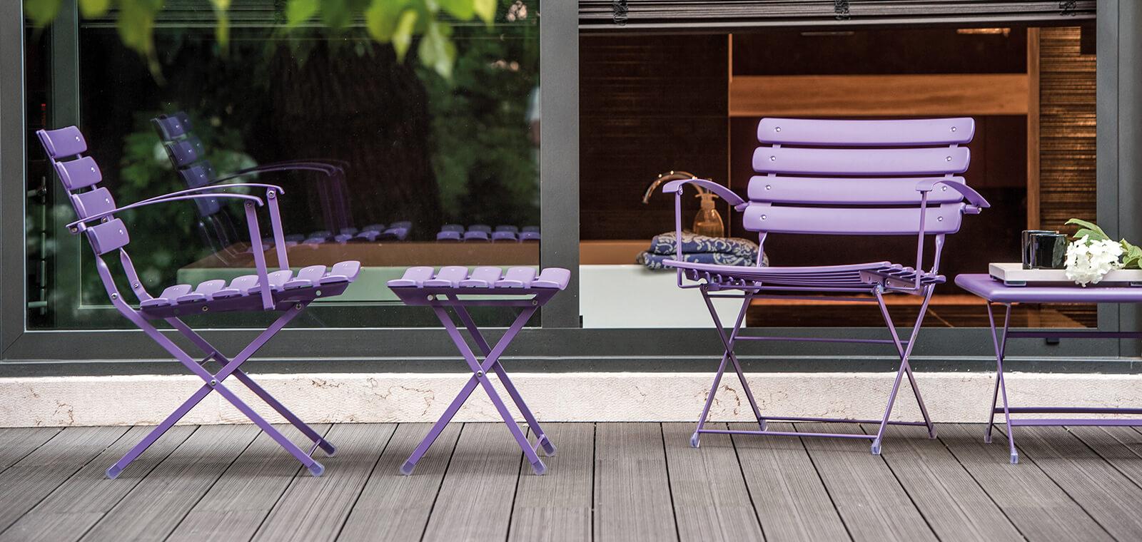 emu muebles terraza mallorca TWF