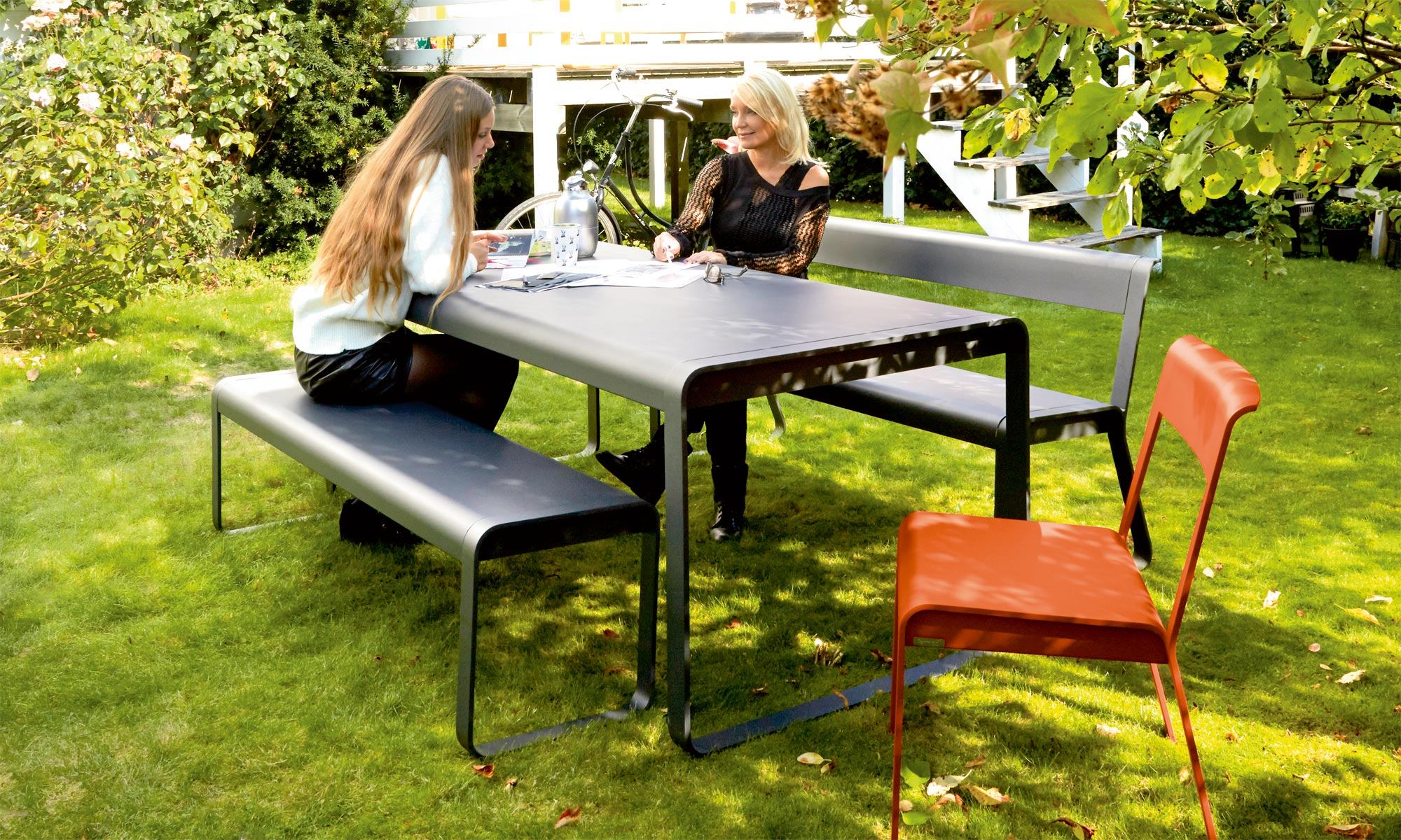 Fermob Mallorca | Fermob Outdoor Funiture | The Why Factory