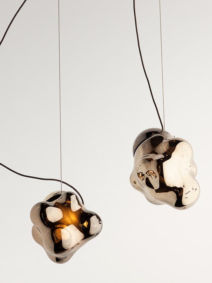 Metal lamps Bocci