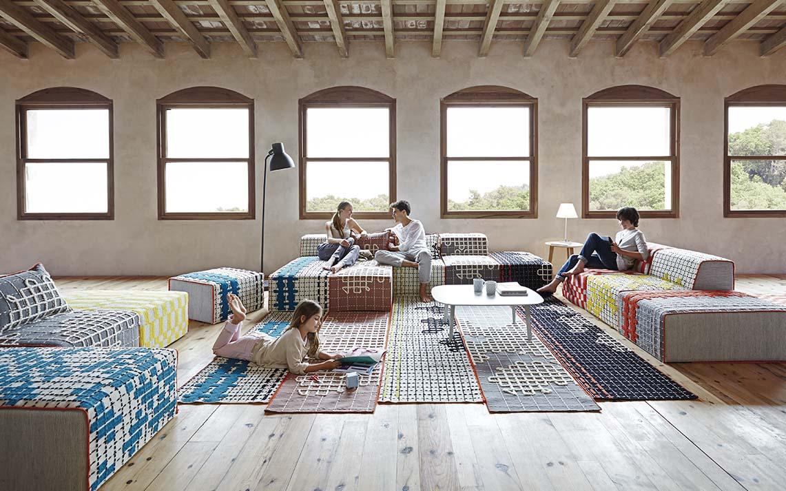 alfombras colores gan mallorca