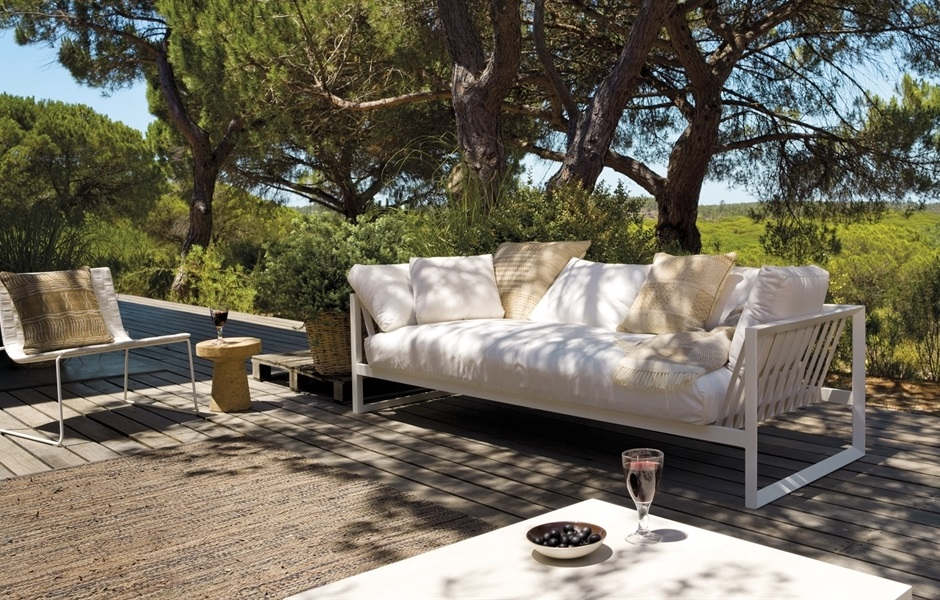 Andreu World Sand Outdoor Sofa Mallorca