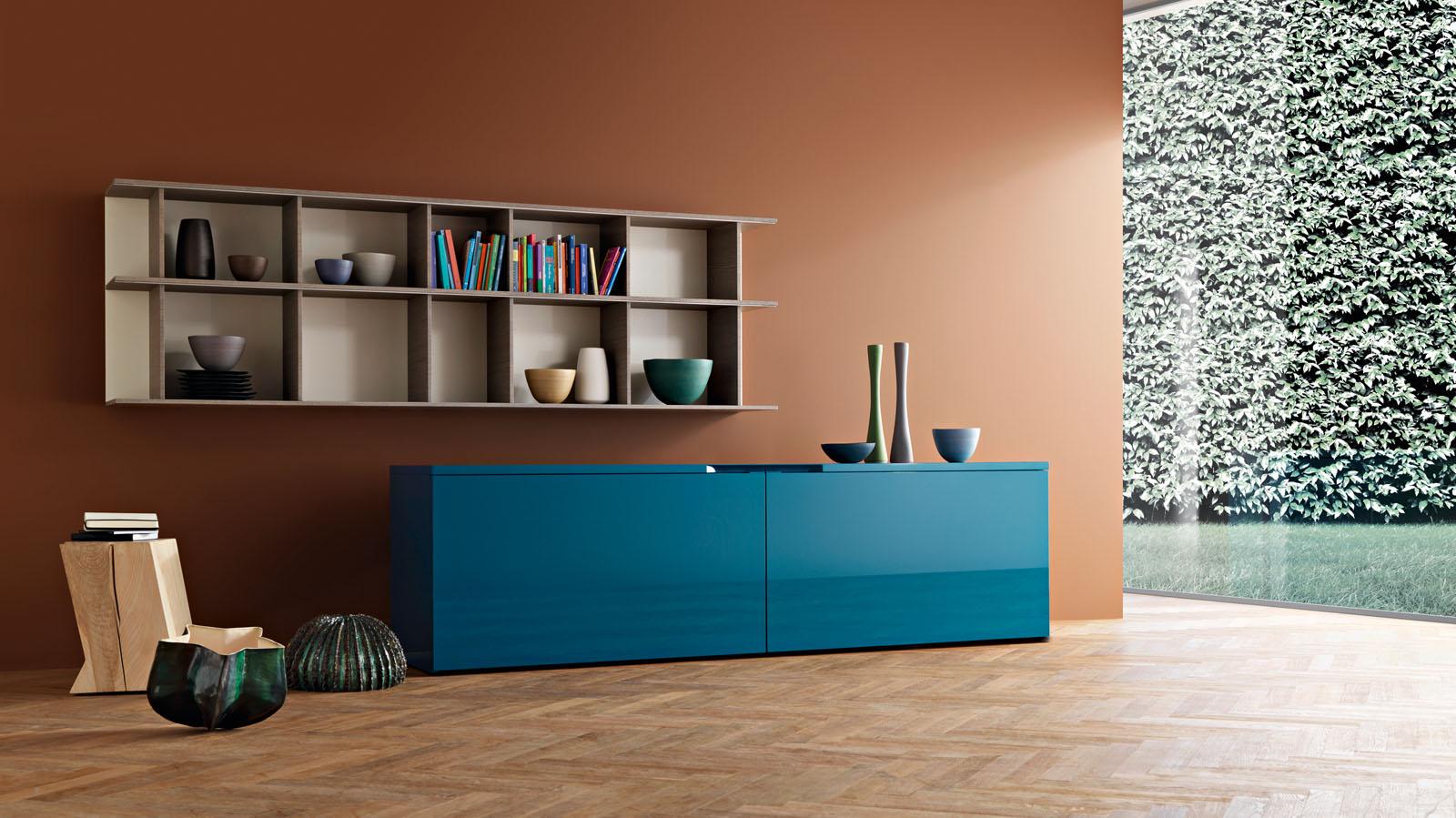 aparador azul sangiacomo muebles mallorca