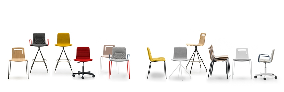 coleccion sillas viccarbe muebles mallorca
