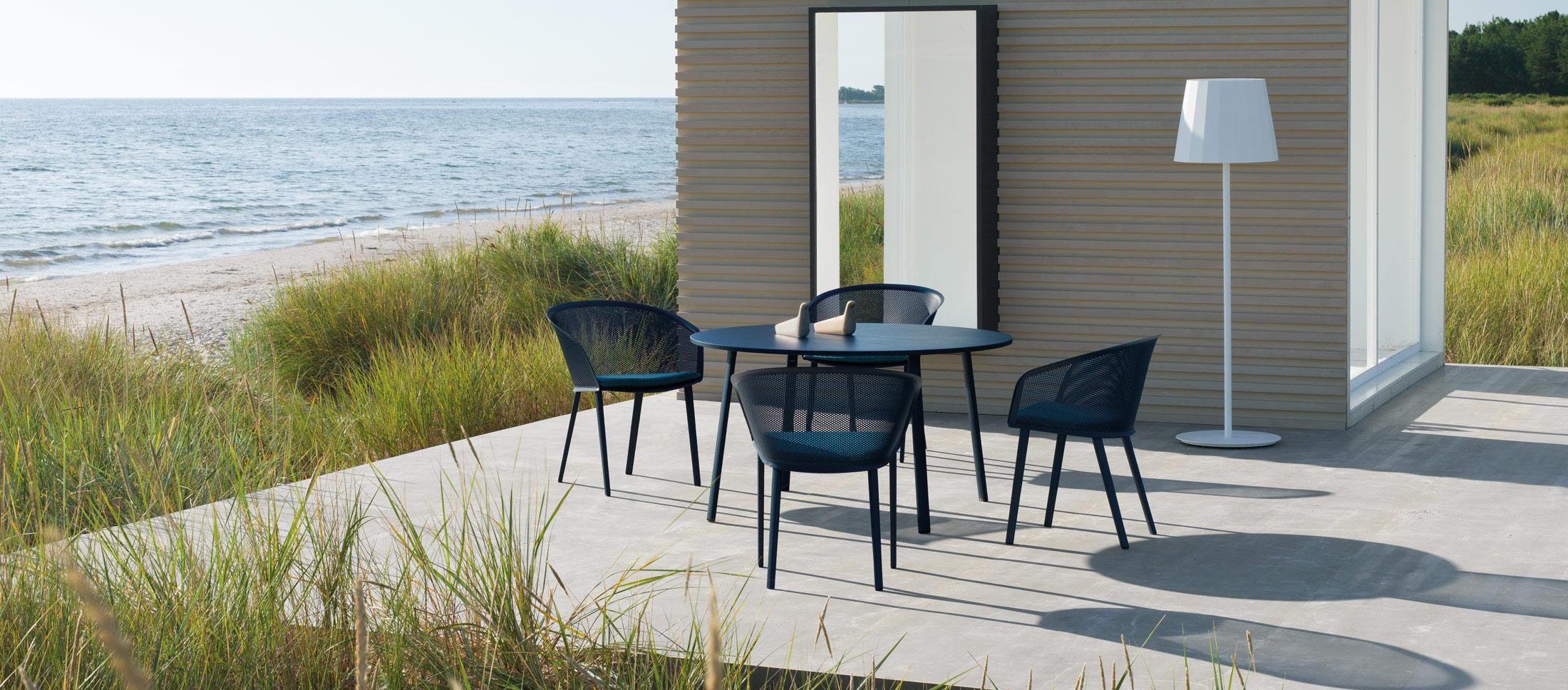 conjunto terraza kettal muebles mallorca