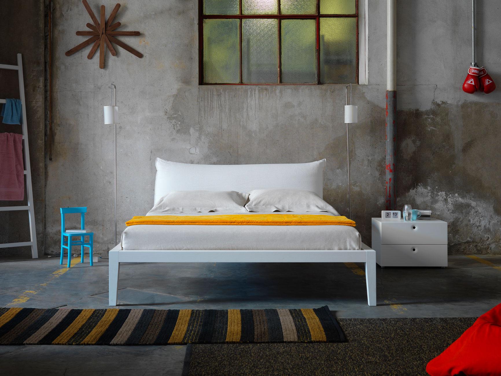 dormitorio loft horm mallorca