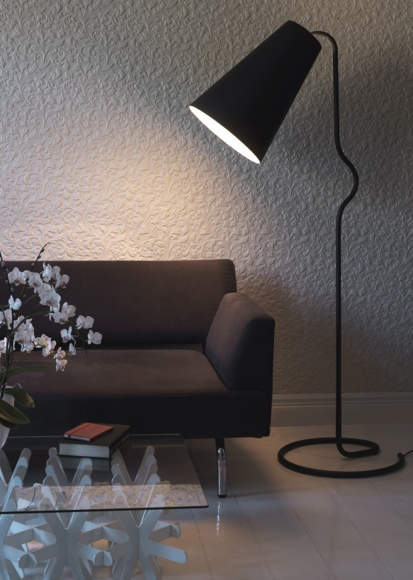 lampara de pie bender northern lighting mallorca