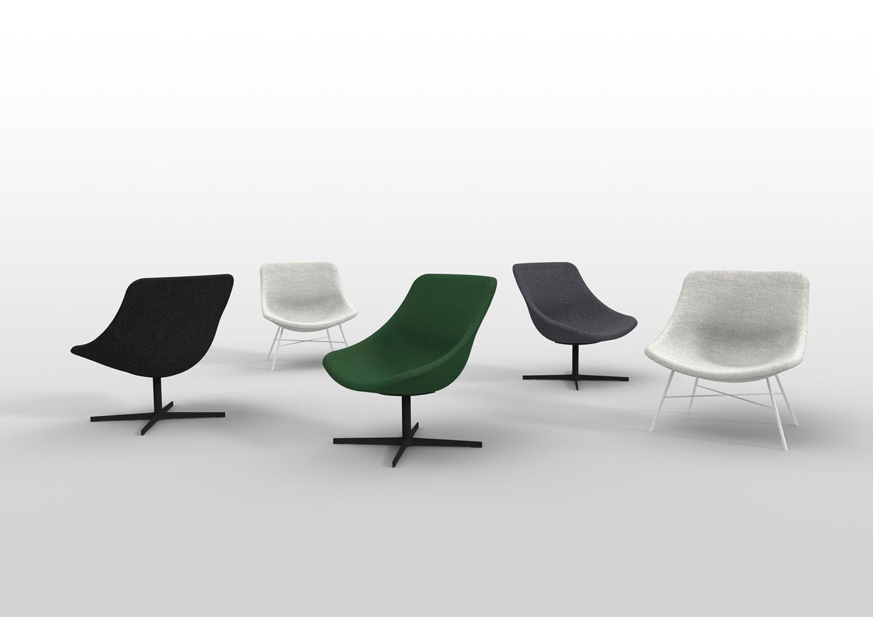 sillas colores lapalma muebles mallorca