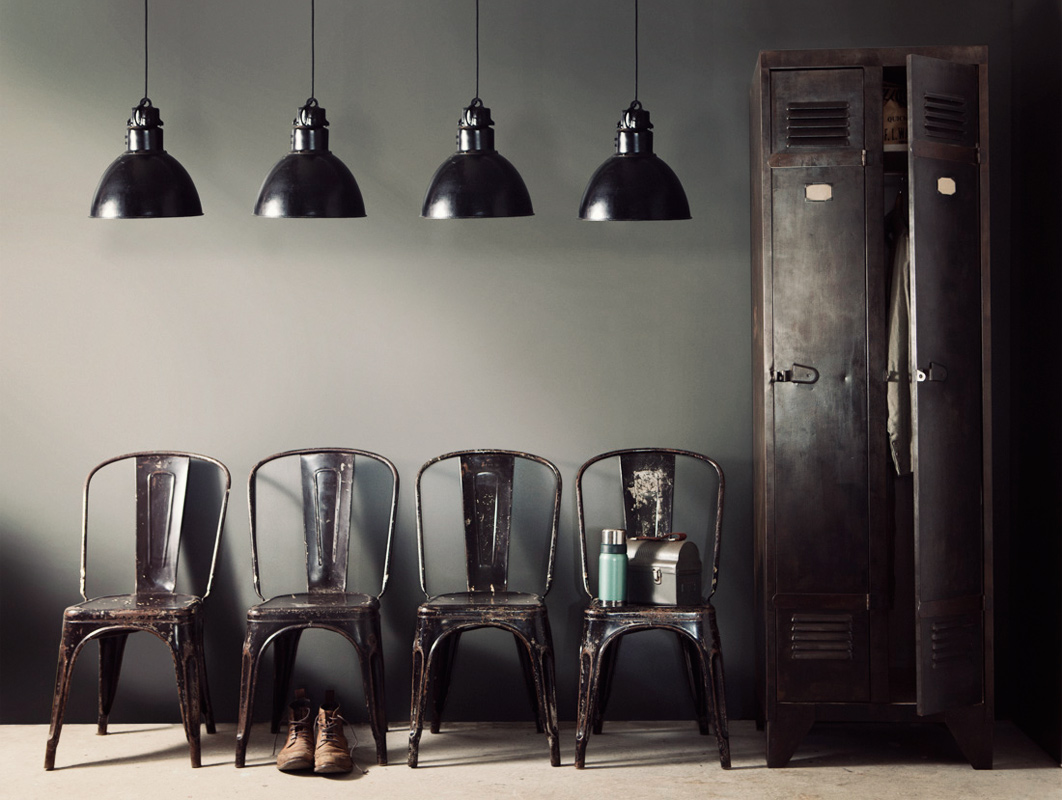 sillas metal tolix muebles mallorca
