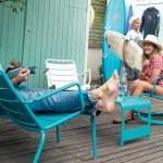 sillas terraza playa fermob mallorca
