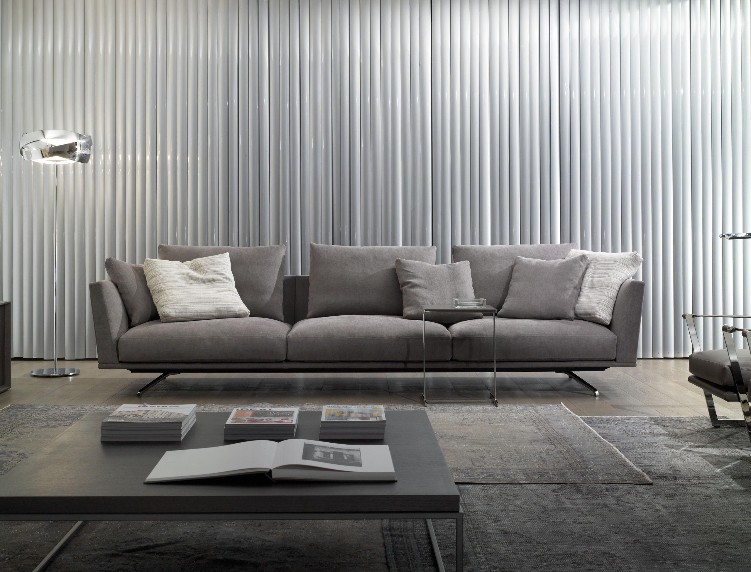 sofa gris casadesus muebles mallorca