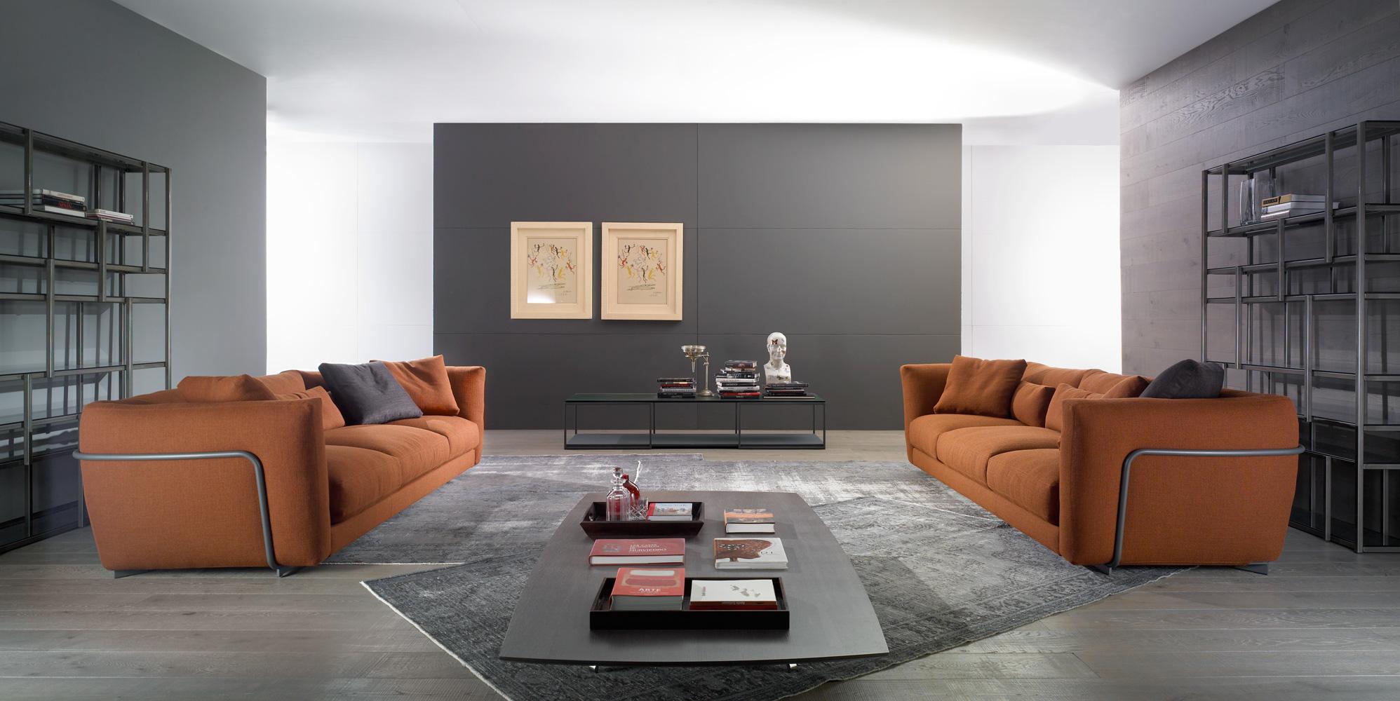 sofas salon casadesus terracota