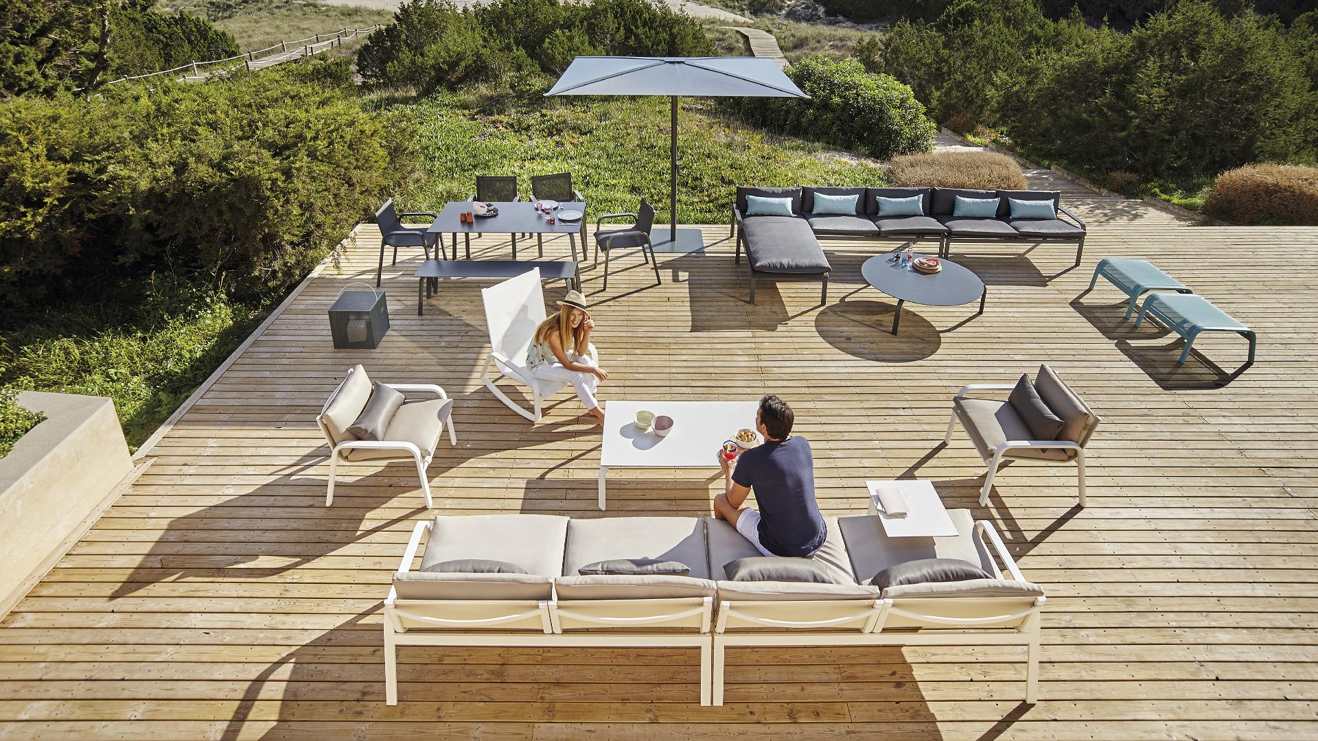 terraza muebles gandia blasco
