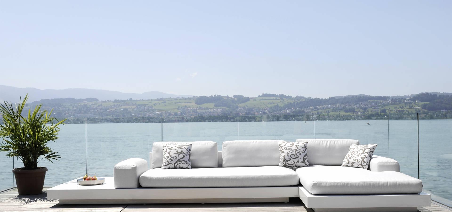 Rausch sofá terraza exterior