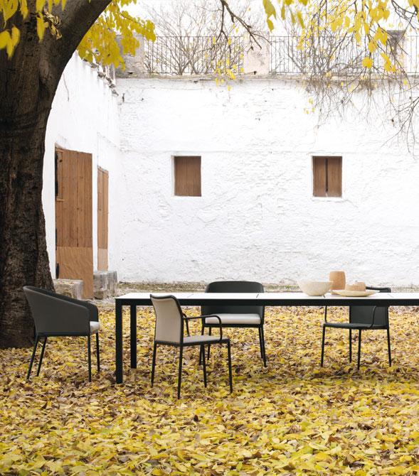 Senso chairs Expormim Mallorca