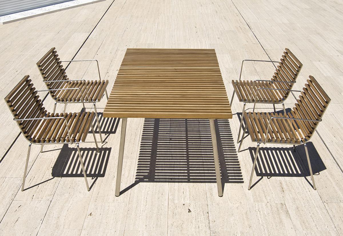 Muebles Calma Comedor exterior