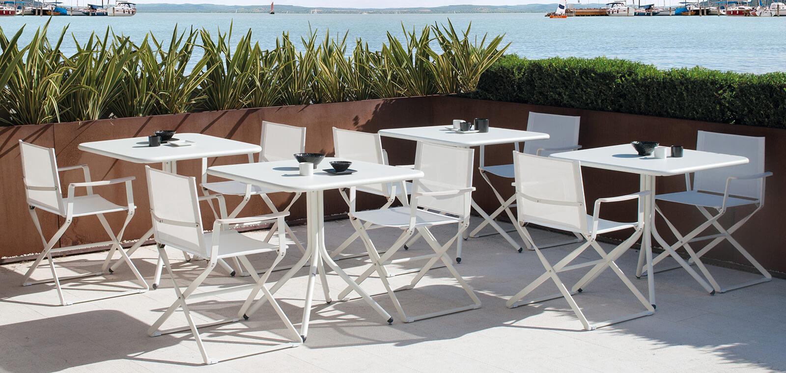 emu ciak muebles terraza Mallorca TWF