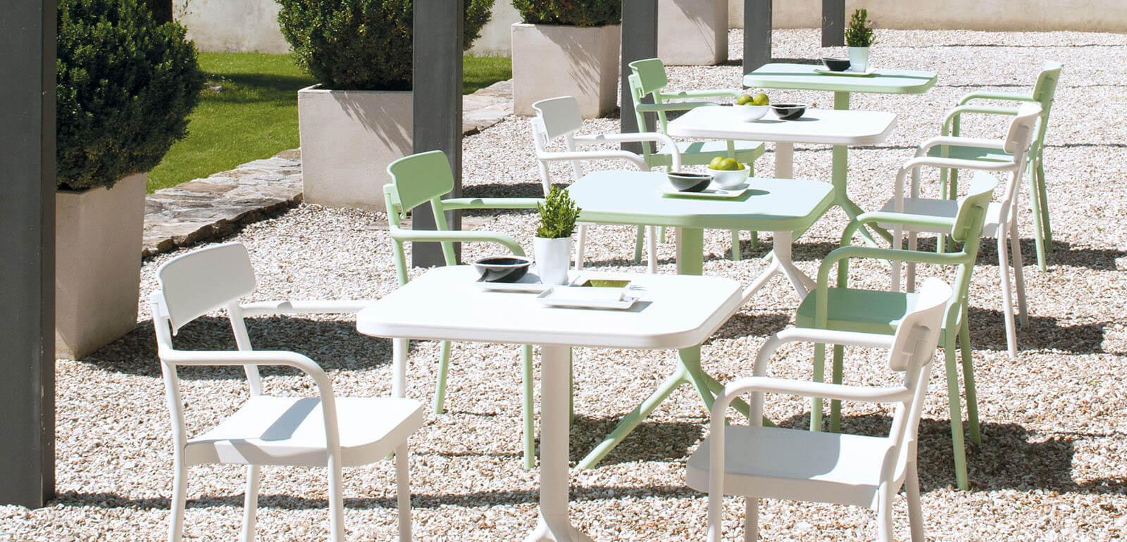 emu mobiliario terraza Mallorca TWF