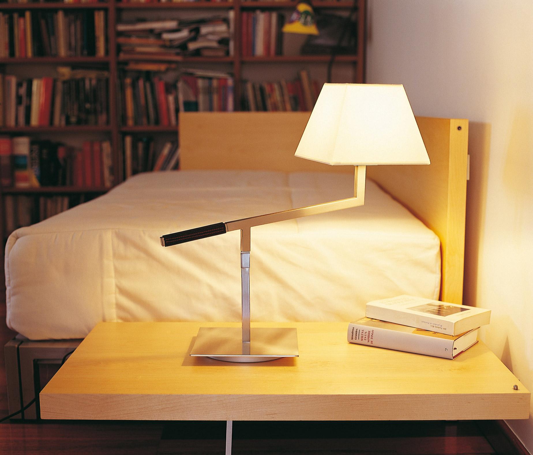 Lampara CARLOTA escritorio mesita noche Bover