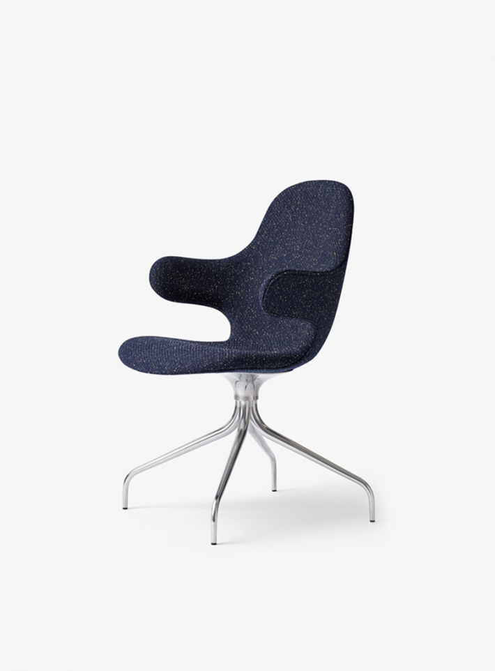 Silla JH2 And Tradition gris oscuro