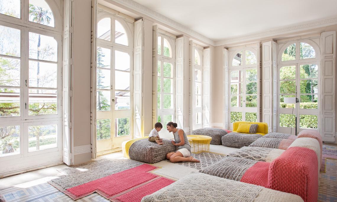 alfombras para salones gan mallorca