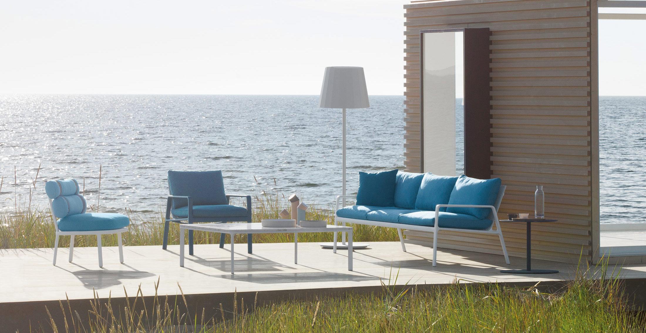 conjunto muebles terraza playa kettal mallorca