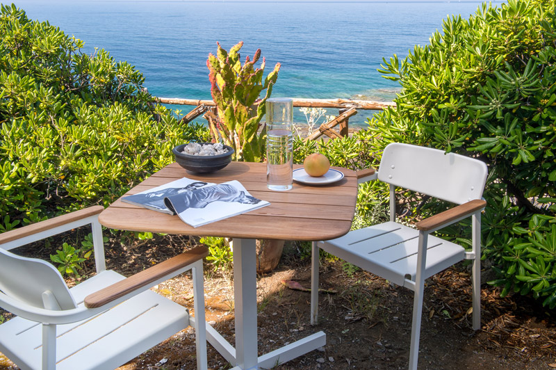 Adv shine emu muebles terraza mallorca