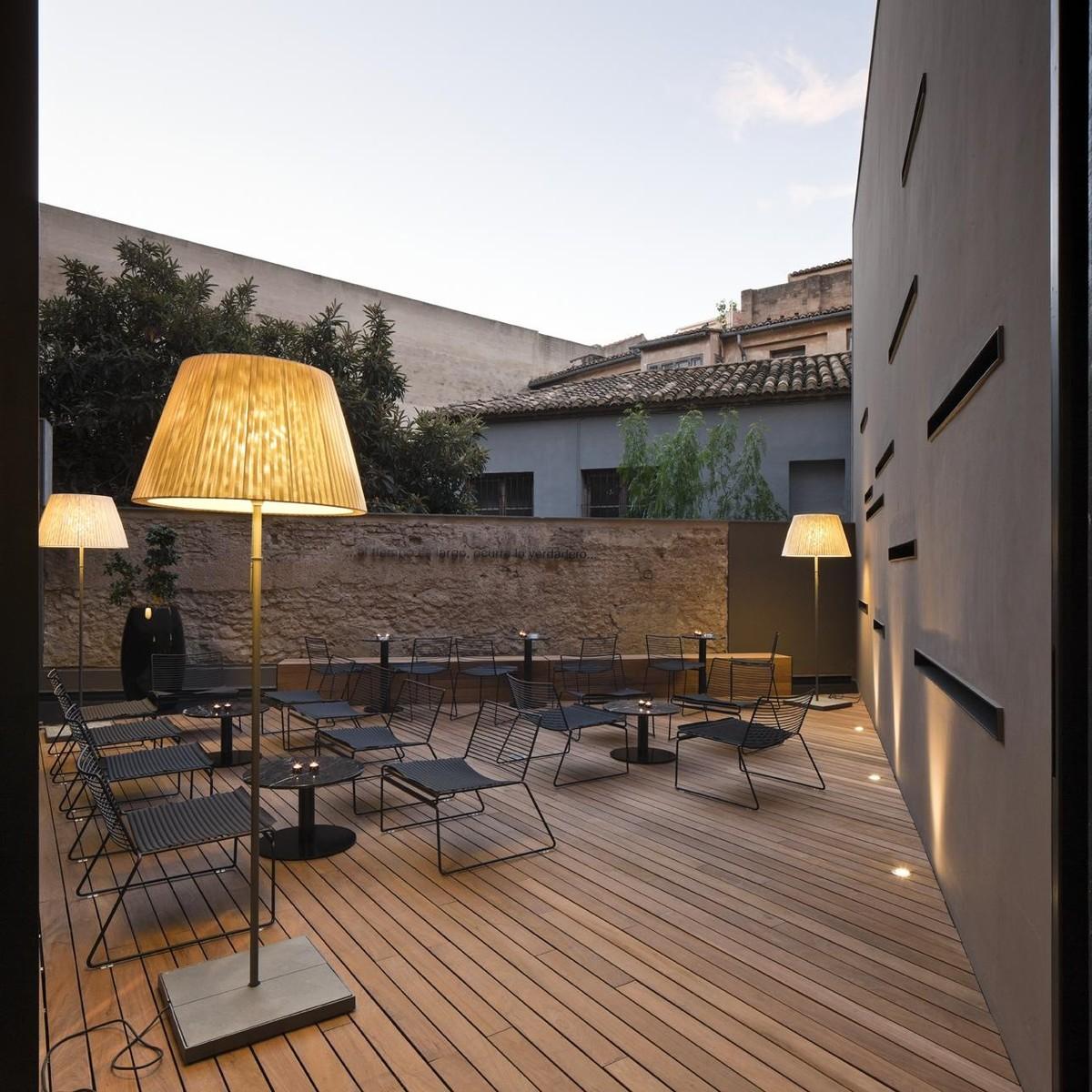 Hee lounge chair HAY Mallorca