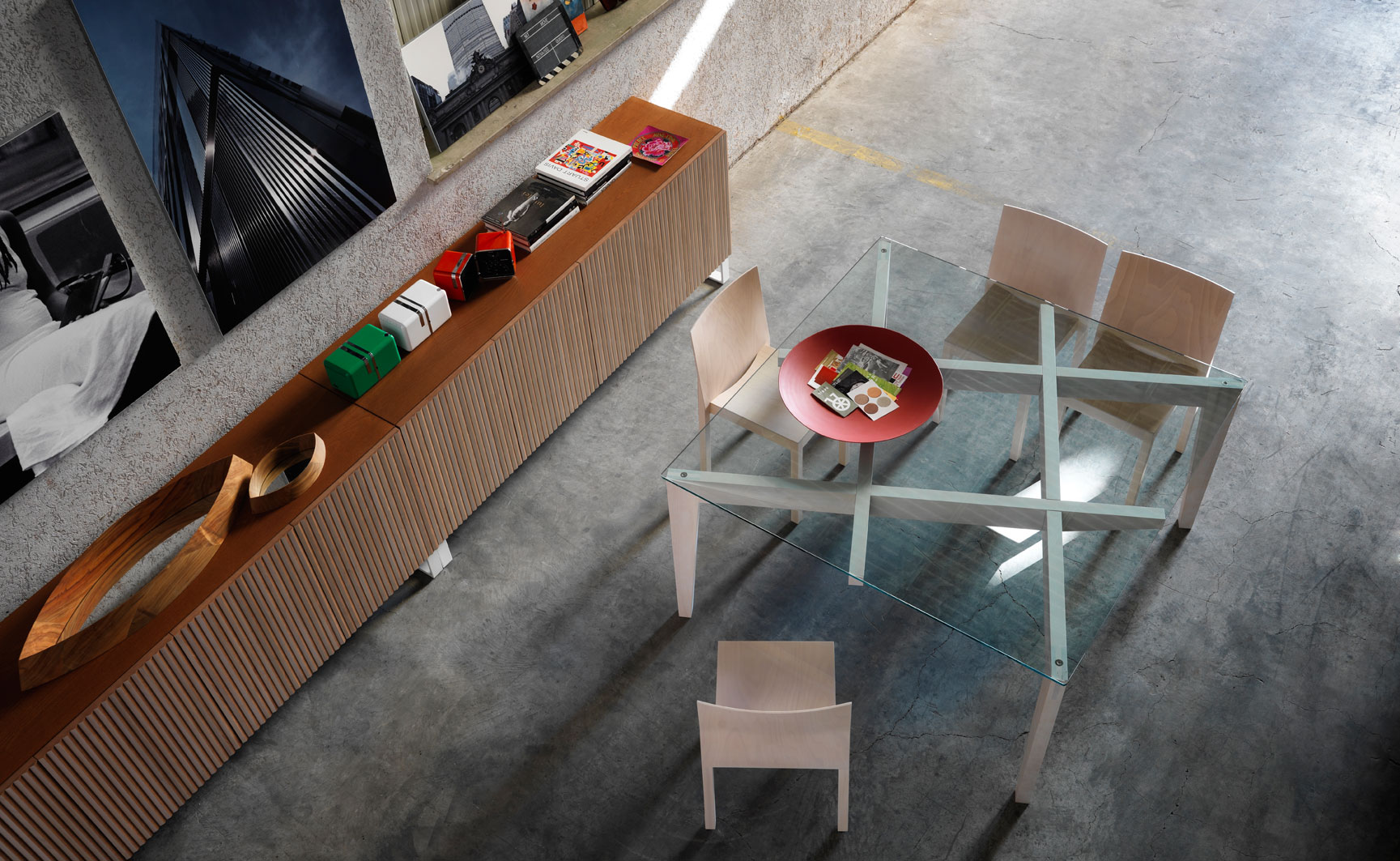 mesa aparador loft horm mallorca