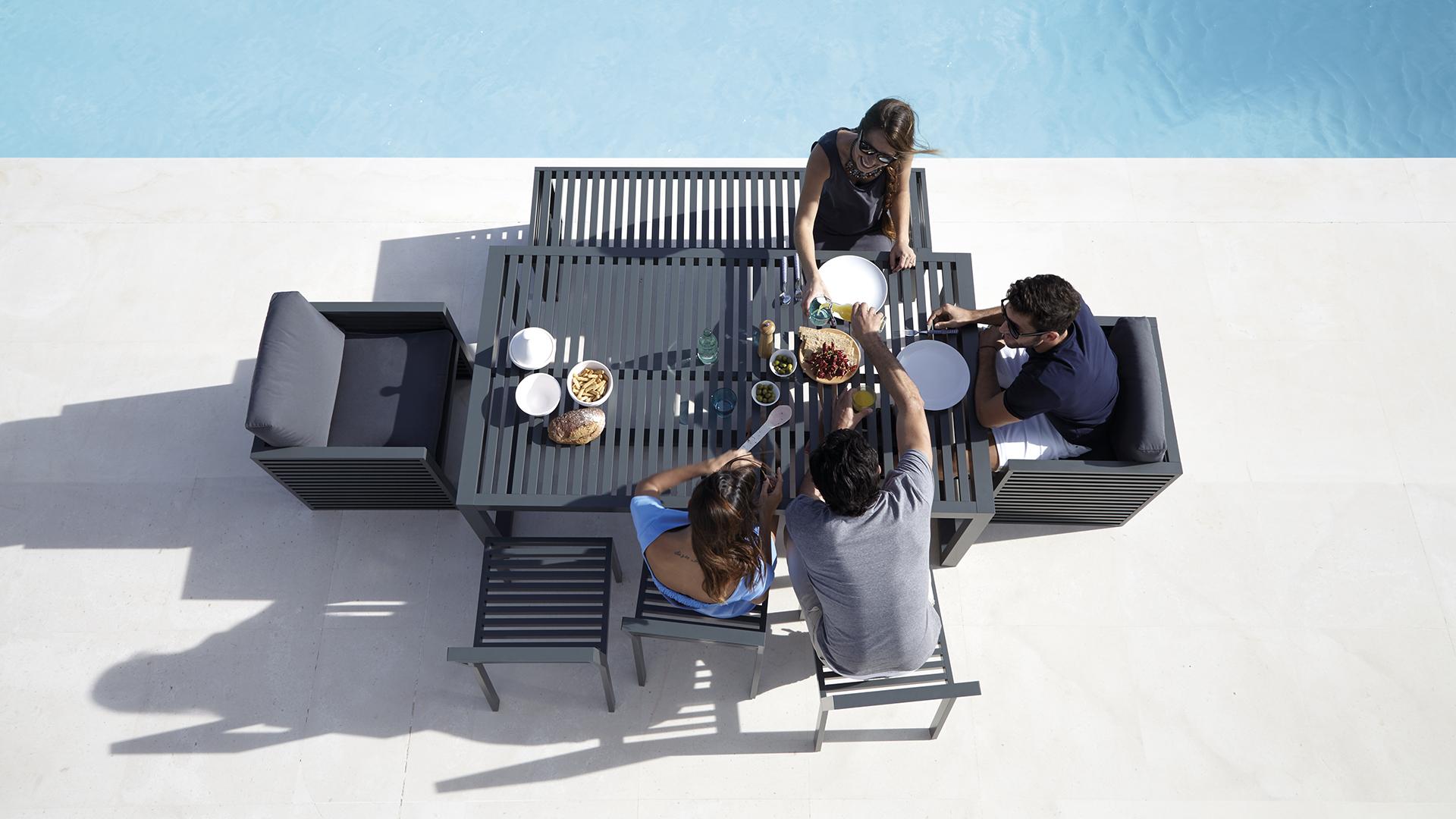 mesa terraza gandia blasco mallorca