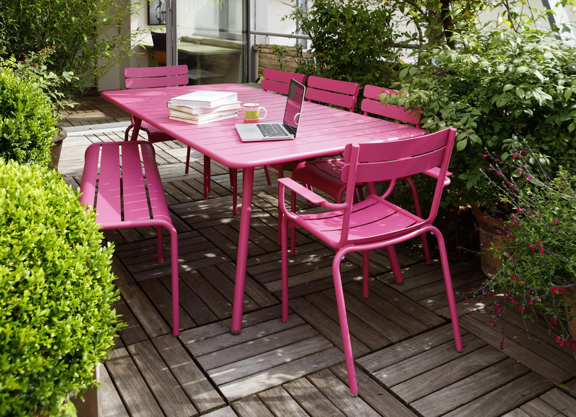 mesa y sillas jardin fermob mallorca