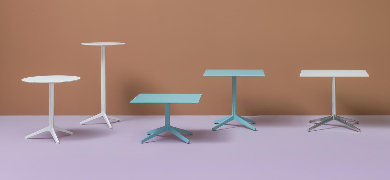 mesas exterior pedrali muebles mallorca