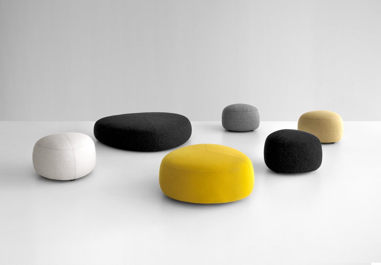 pufs colores lapalma muebles mallorca