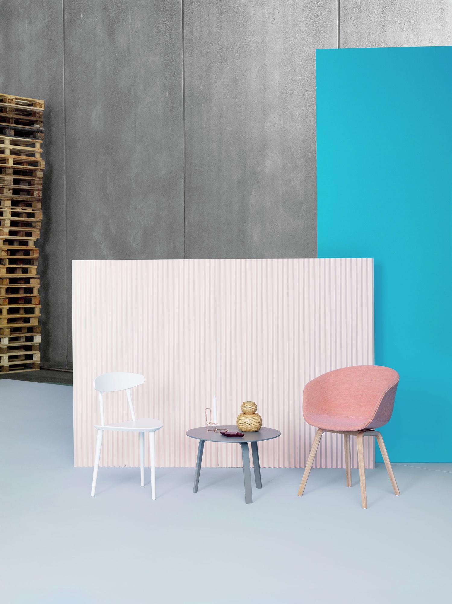 sillas mesa café Hay muebles