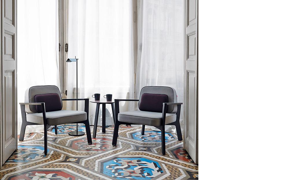 sillones y mesita breda muebles punt mallorca