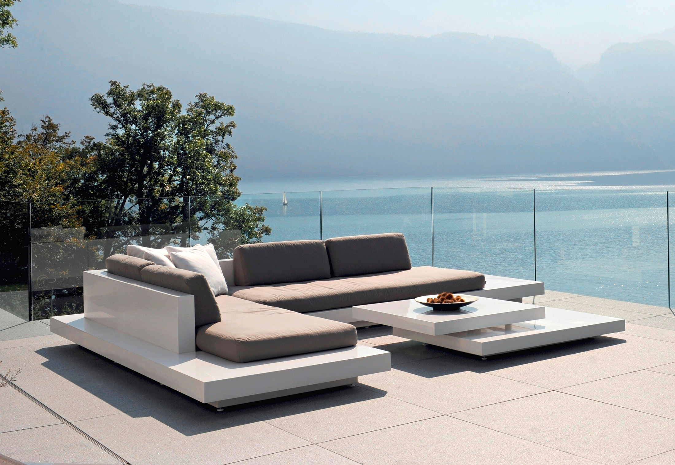 Rausch sofa modular exterior