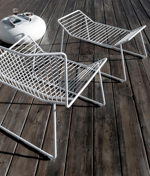 silla y reposapiés expormim mallorca