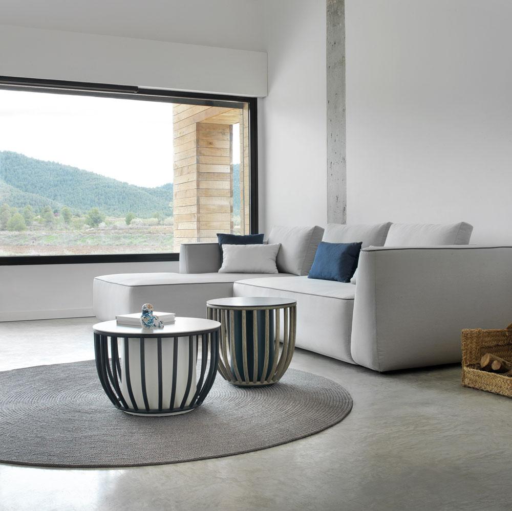Mesa Frame Sofa Plump Expormim Mallorca