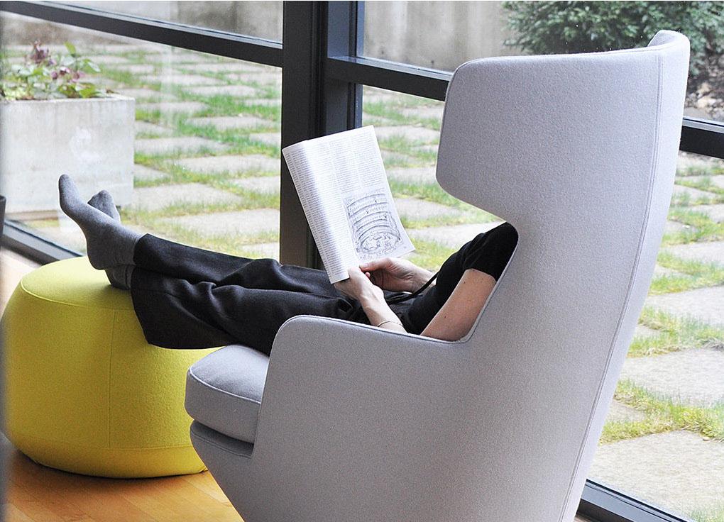 Bensen Turn Lounge Chair Mallorca