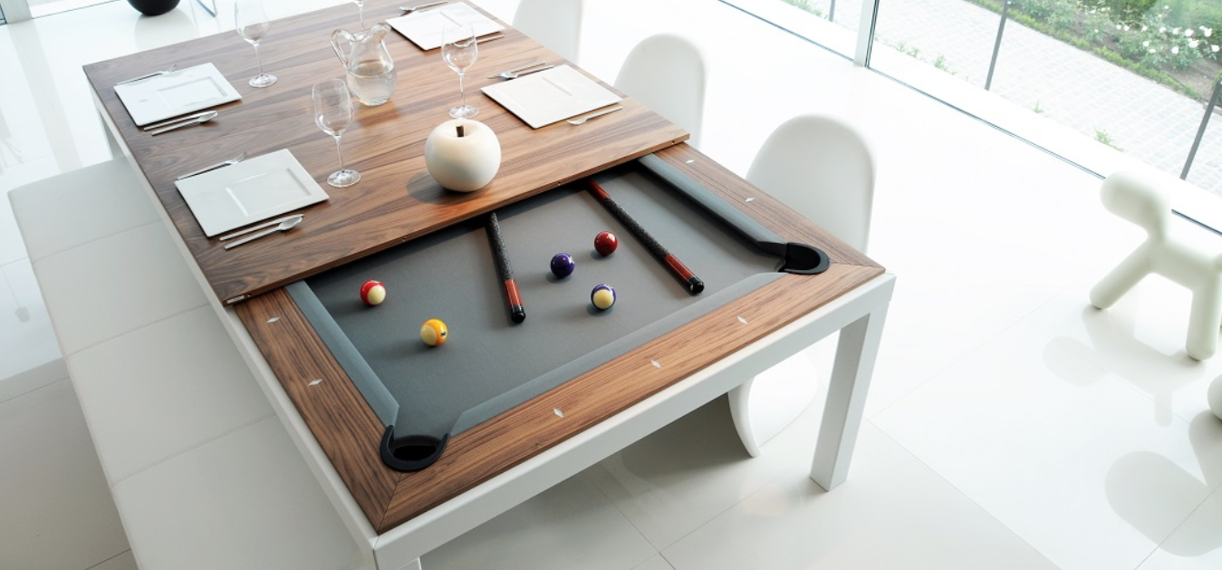 Fusiontables pool table Mallorca billiard