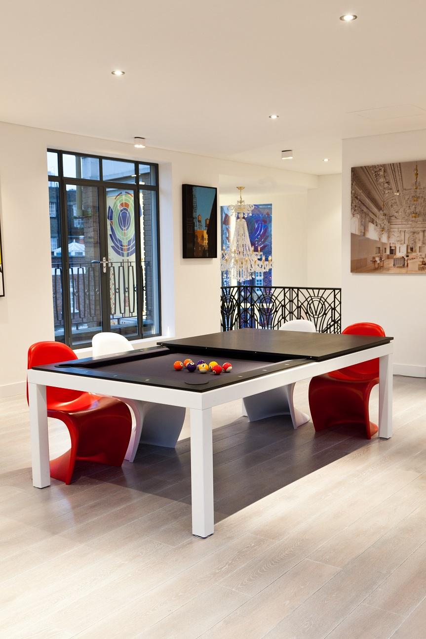 FusionTables mesa de billar Mallorca